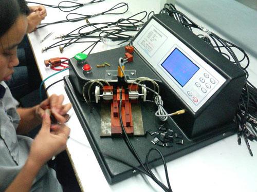 hdmi 自动焊接简介